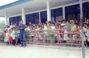 écoliers de Timor_
