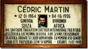 Cedric Martin